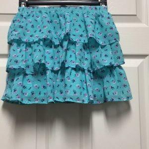 Girls Aqua Children's Place Skirt